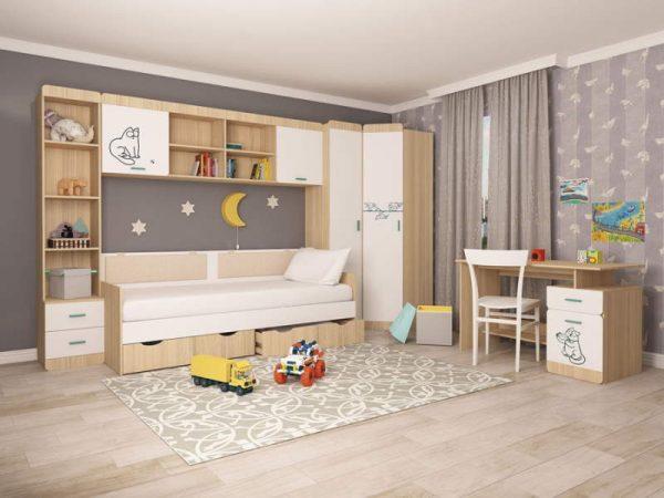 Детская мебель Кот