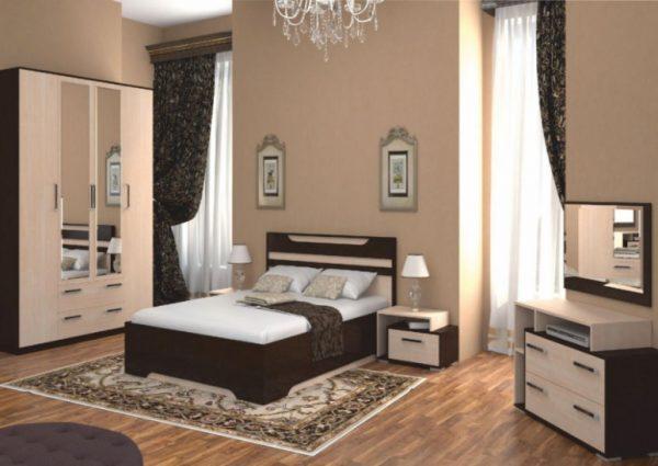 Спальный гарнитур «Прага»