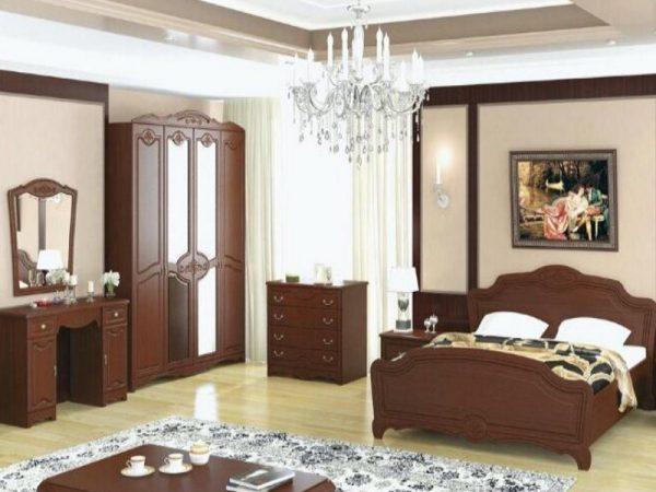 Спальный гарнитур «Лотос»