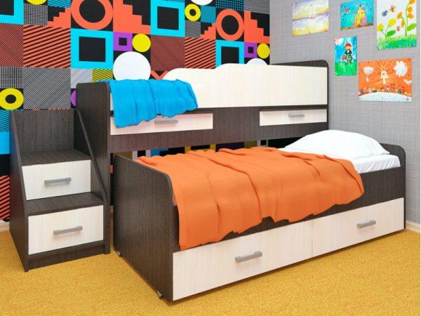 Кровать «Лесики»