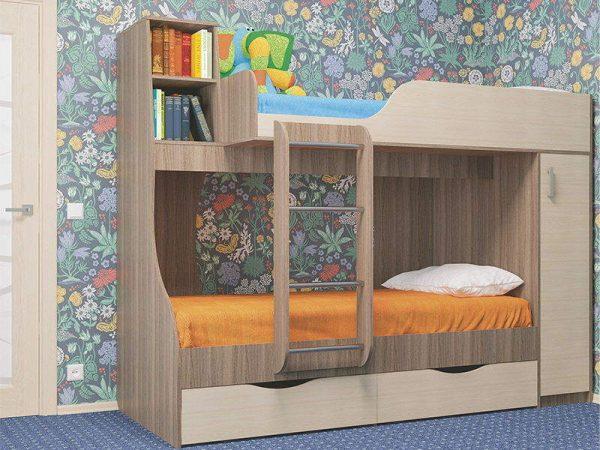 Кровать Башмачок