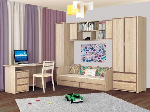 Детская мебель Джульетта