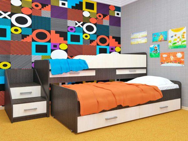 Кровать Лёсики