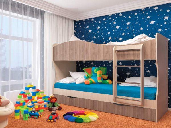 Кровать Кузя.